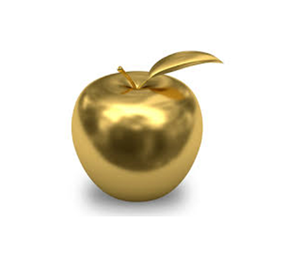 Golden Apple Winner