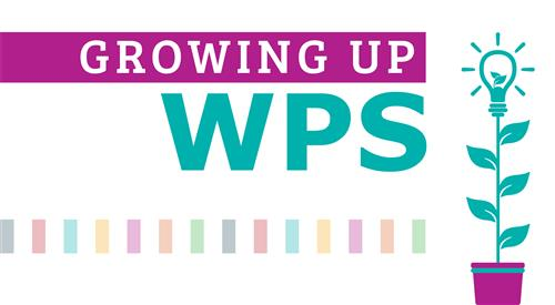 Growing Up WPS logo
