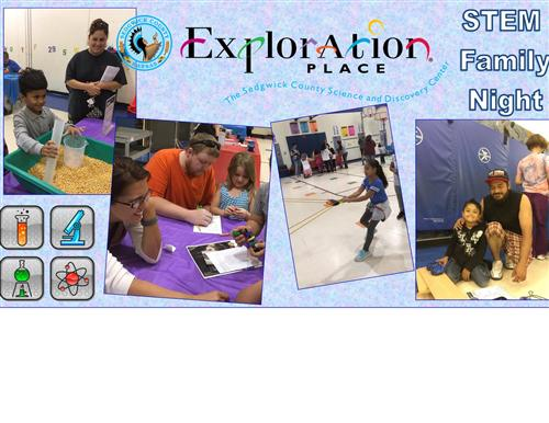 Exploration Place Family STEM Night