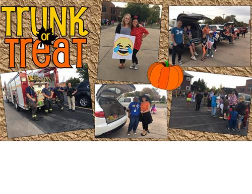 Trunk or Treat Fun