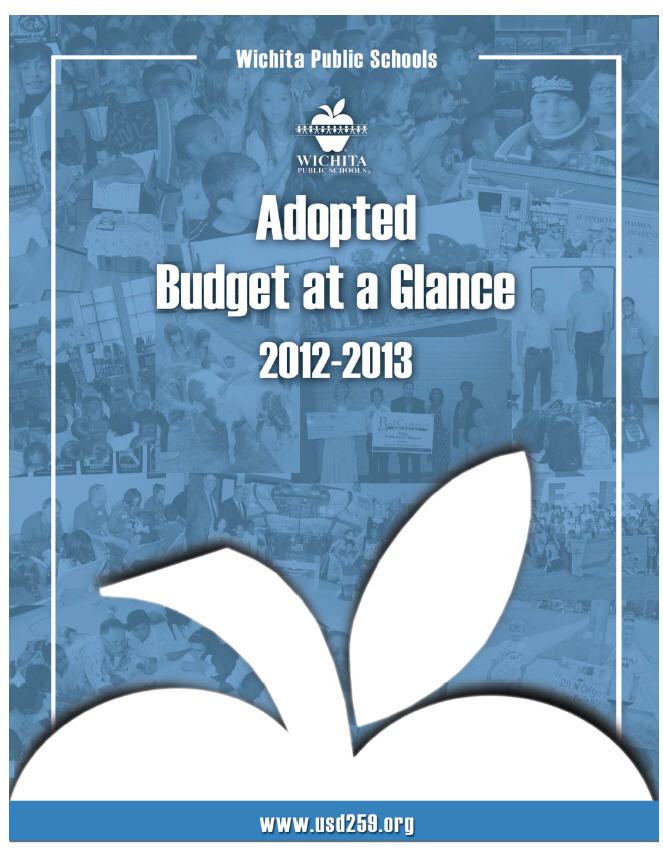 2012 - 2013 Budget at a Glance