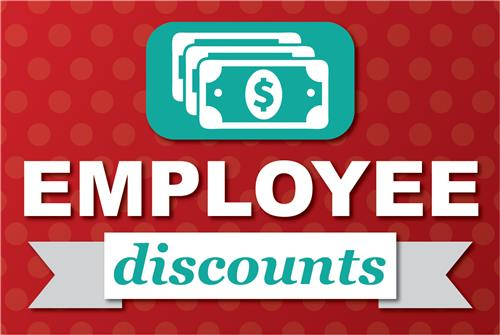 Employee Discount Logo