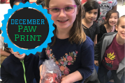 The Paw Print - December