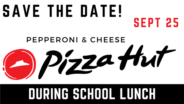 pizza hut lunch on Sept 25, 2020