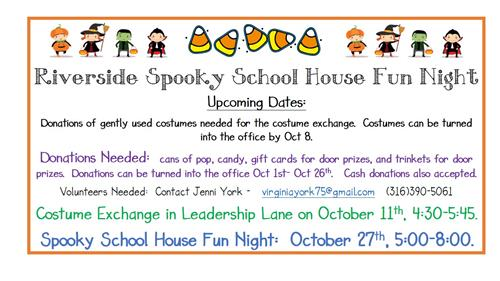 PTO Fun Night Info