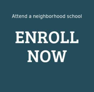 2020-2021 Enroll Now Graphic