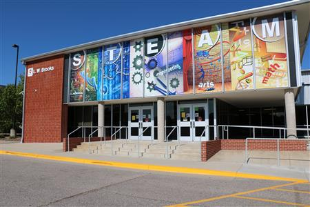 Brooks Center for STEM and the Arts Magnet Middle School