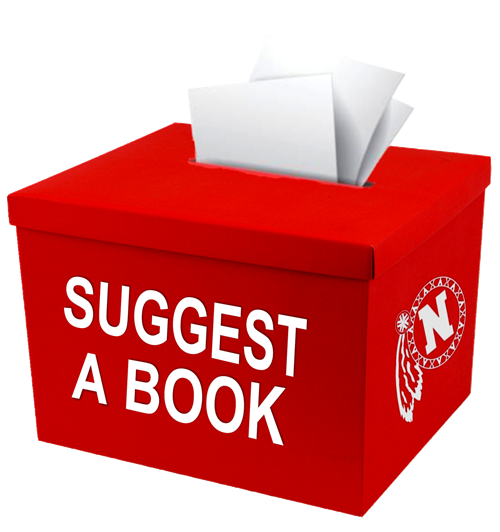 Click Here to Suggest A Book!