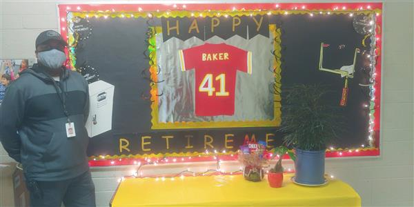 Happy Retirement Al Baker