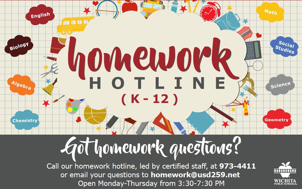 dunlap high school homework hotline