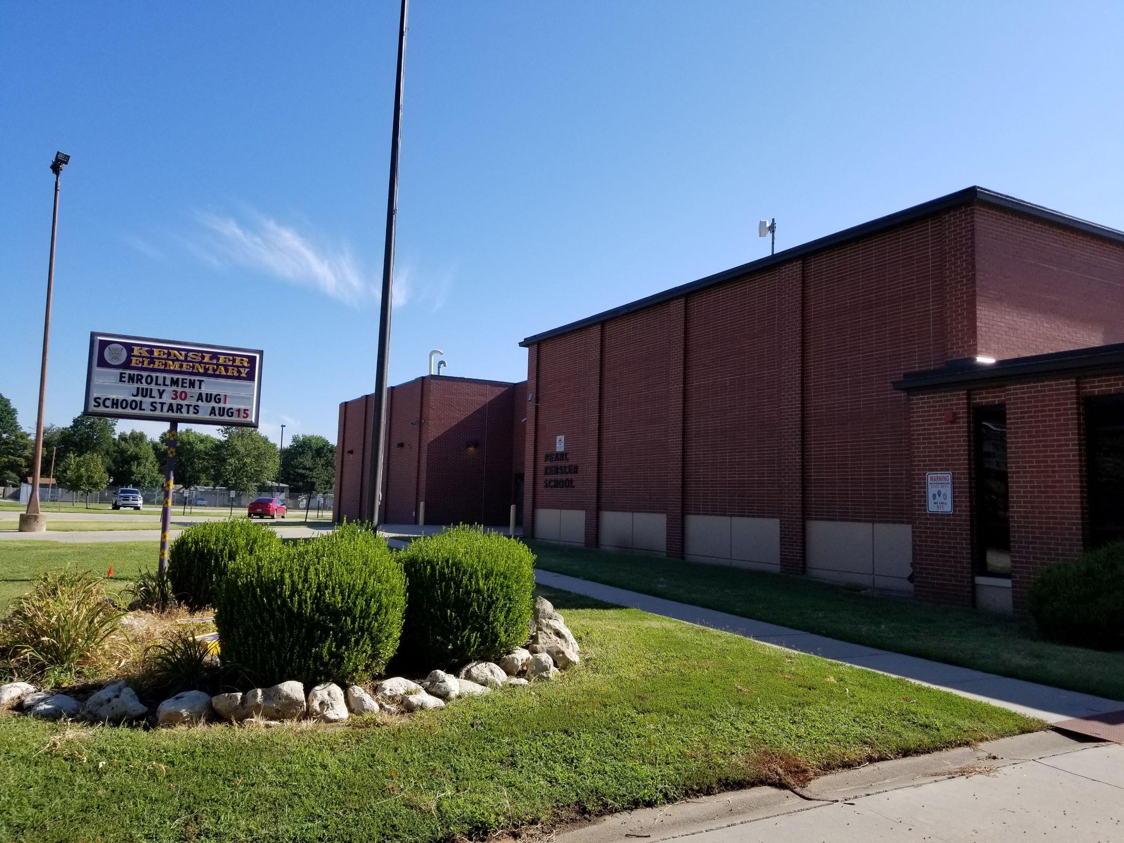 Kensler Elementary / Homepage