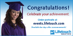 Lifetouch Commencement Photo Ad