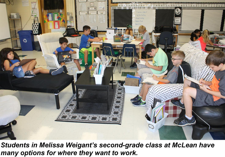 Mclean Flexible Seating