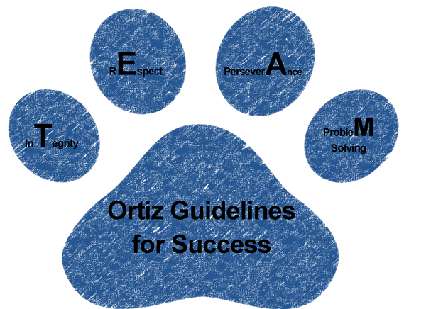 guidelines for success paw