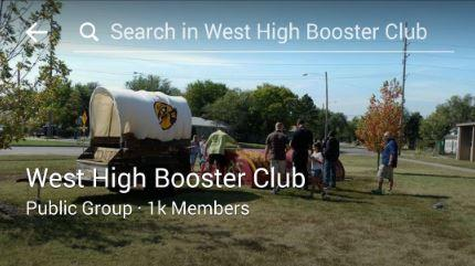 West High Booster Club